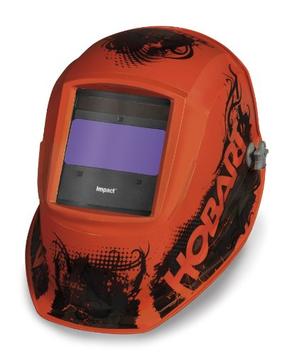 Review: Hobart 770754 Impact Agent Orange Variable ADF Helmet