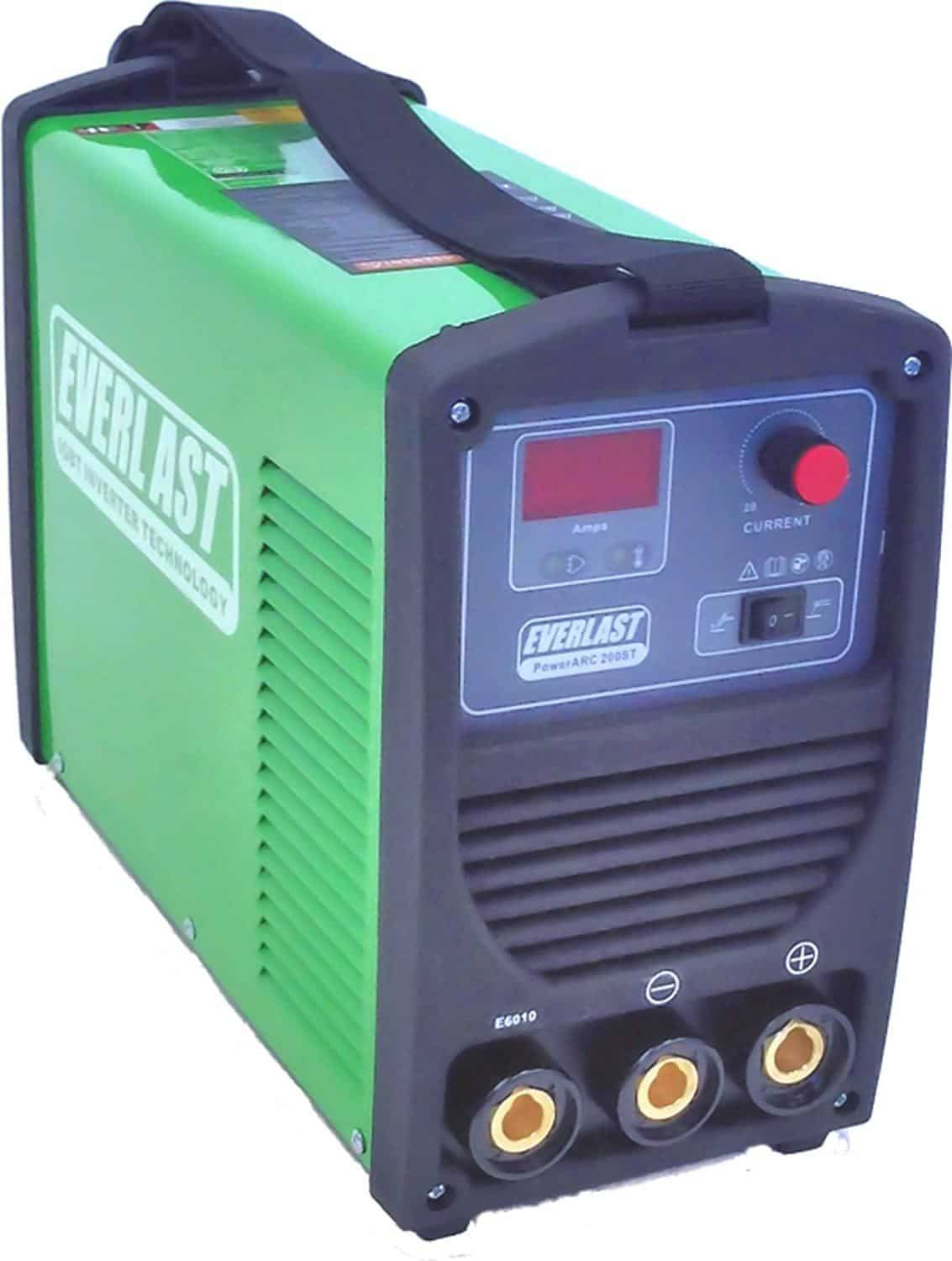 Everlast Welder Reviews: TIG, MIG & Stick Machines From This Trusted Brand