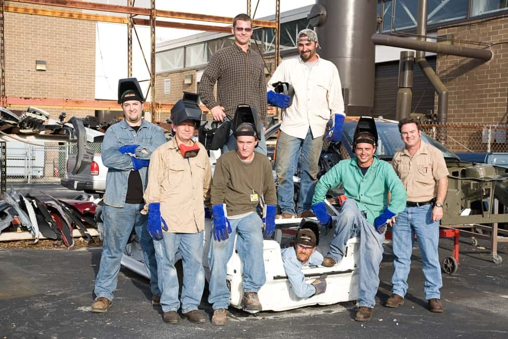Professional Welding: How to Become a Certified Welder and How Much Do They Make?