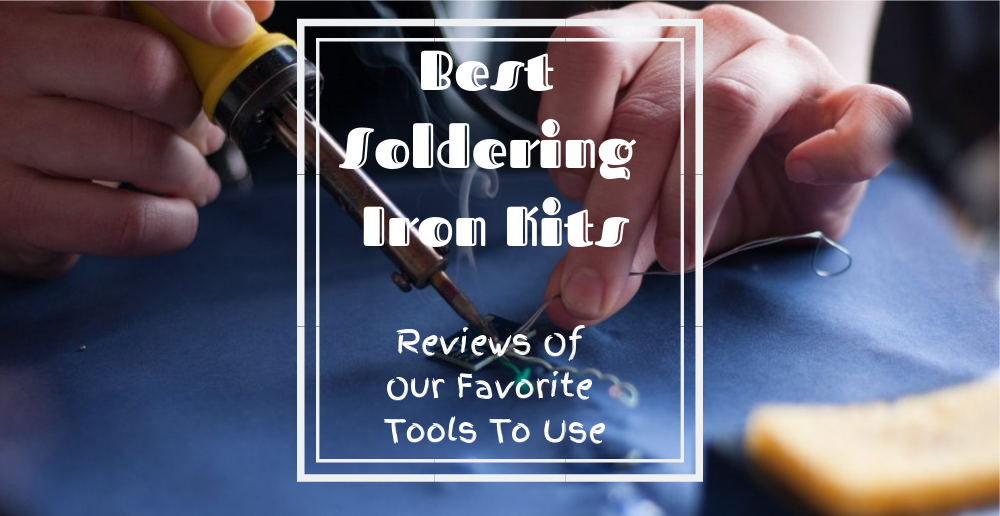 Best Soldering Iron Kits featured image
