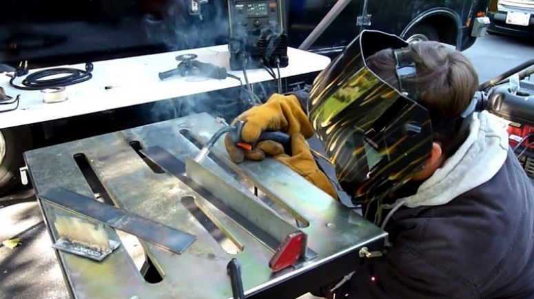 Multi-Process Welder 101: The Essential Supplies You Need To Succeed