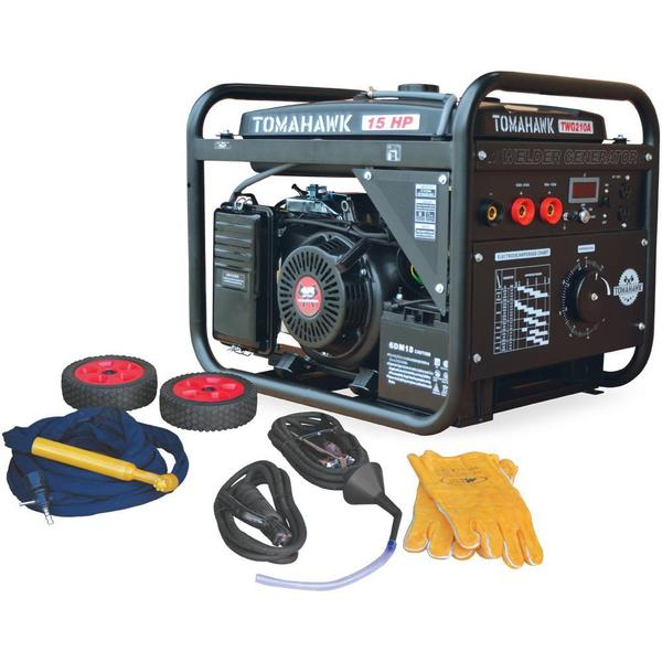 Tomahawk 15 HP Engine Driven Portable 2,000 Watt Generator