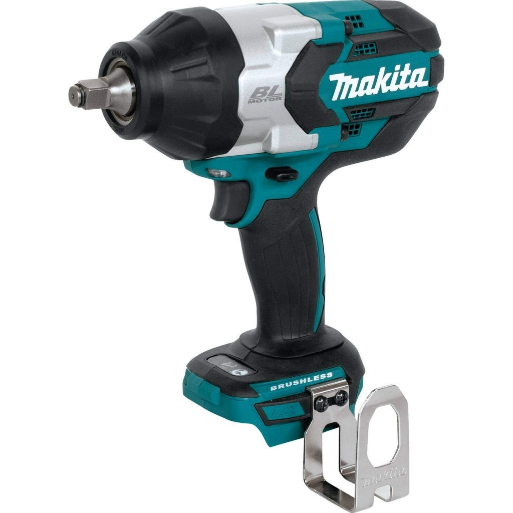 Makita XWT08Z LXT Lithium-Ion Brushless Cordless Impact Wrench