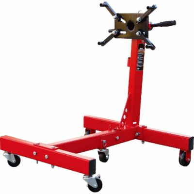 Torin Big Red Steel Rotating with Fordable Frame 3/4 Ton