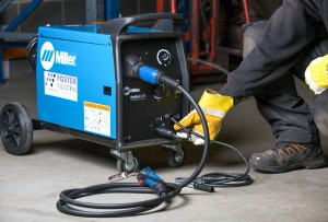 Powering Up Your New MIG Welder