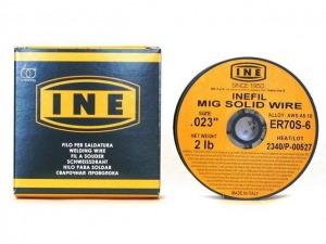 Inefil ER70S-6 Carbon Steel